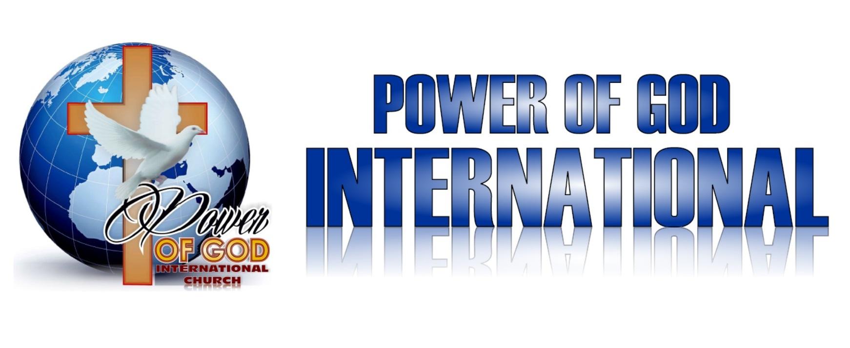 Power Of God International Church – Iniphatele ingxikela ye